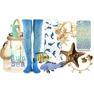 If The Little Mermaid was real . . . . .  #sea #ocean #summer #inspiration #spring #star #bag #beach #blue #fish #holiday #cute #happy #young #fashion #virivee #legwear #ombre #tights #elegant #party #hosiery #pantyhose #style #strumpfhose #calze #パンスト