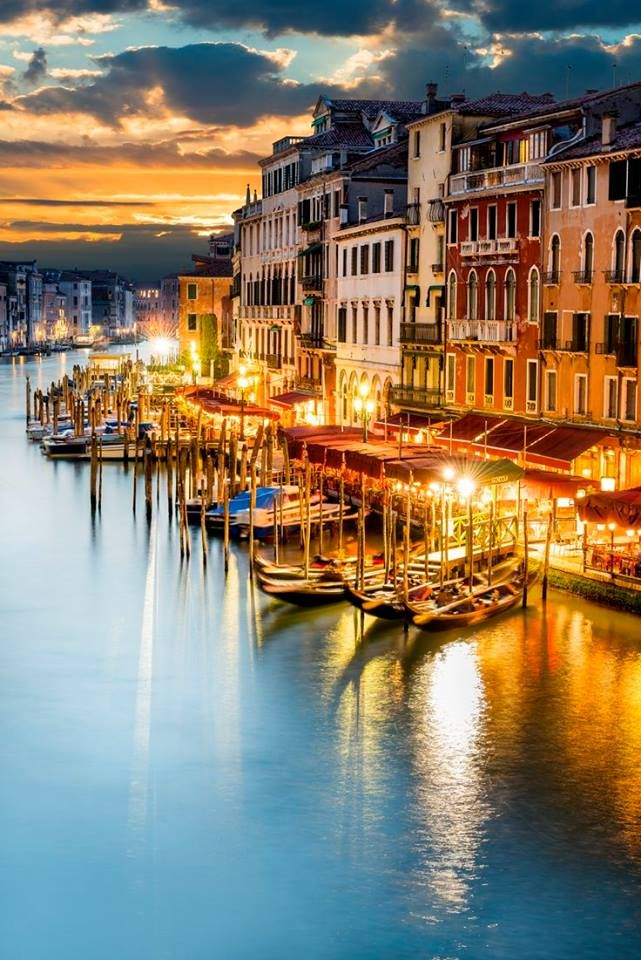 Venice, Italy #places