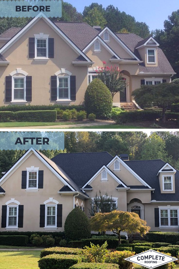Before & After Roof in Duluth! in 2020 Roof shingle