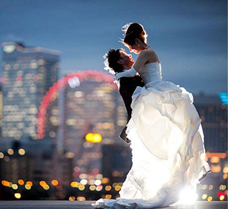 フォトウェディング(写真だけの結婚式)の和装+洋装ロケーションプラン|ラヴィ・ファクトリー