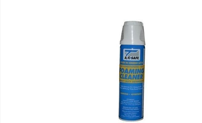 Brand New Air Conditioner Coil Foaming Cleaner Acf19 Frost King 19 Oz Can 3x #ACSafe