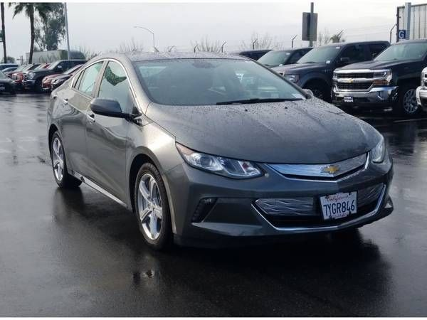 2017 Chevrolet Volt Vin 1g1rc6s52hu210672 In 2020 Chevrolet