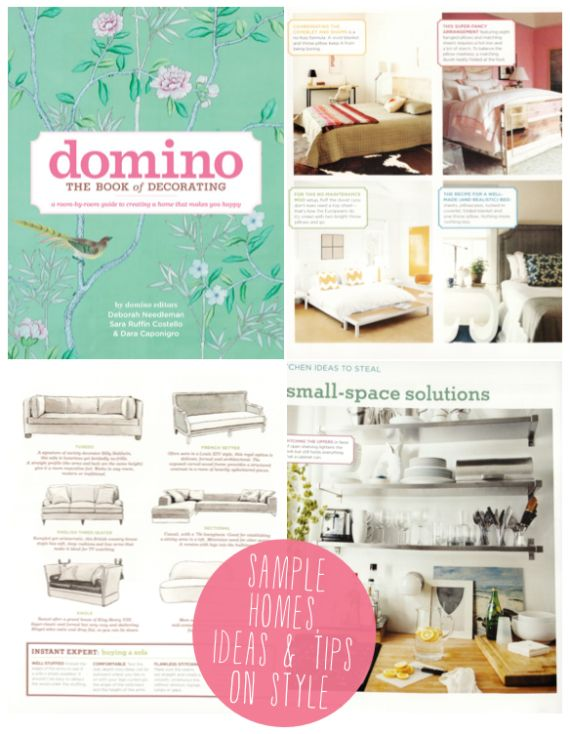 Domino The Book Of Decorating Best Home Decor Books Share Your Best Home Decor Project With
