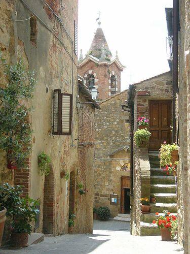 Toscana - Chianti by cicerenella, via Flickr