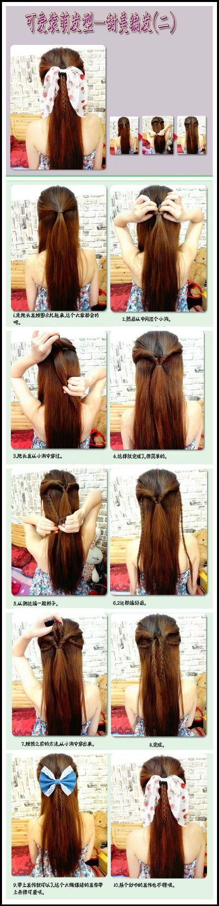 chiffon hair accessory - zzkko.com