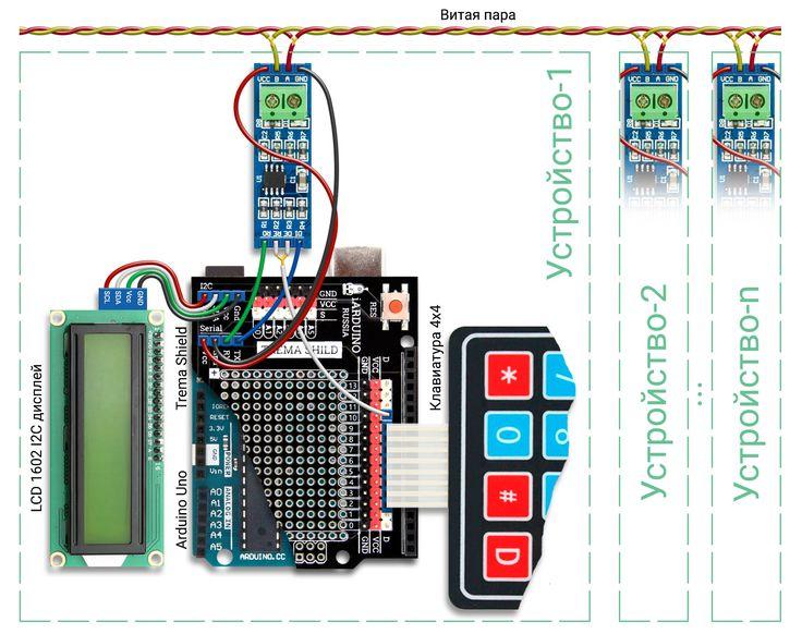 Sm7650 схема включения