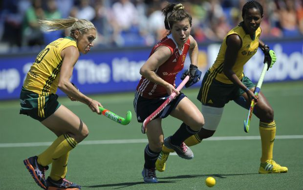 Ahead of England Hockey women's Champions Trophy campaign in Mendoza, defender   Laura Unsworth discusses England's fitness regime, colourful scrunchies and   the inspirational Jane Sixsmith