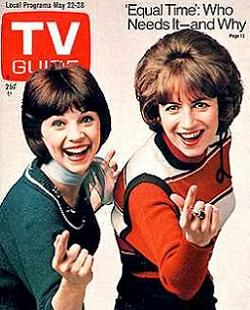 Laverne and Shirley. I used to watch this every night when I was little it came on Nick at Night and TV Land. It's still one of my favorites