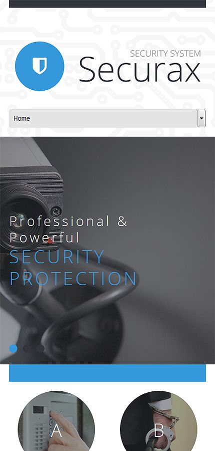12 best Security Web Templates images on Pinterest | Coffee break ...