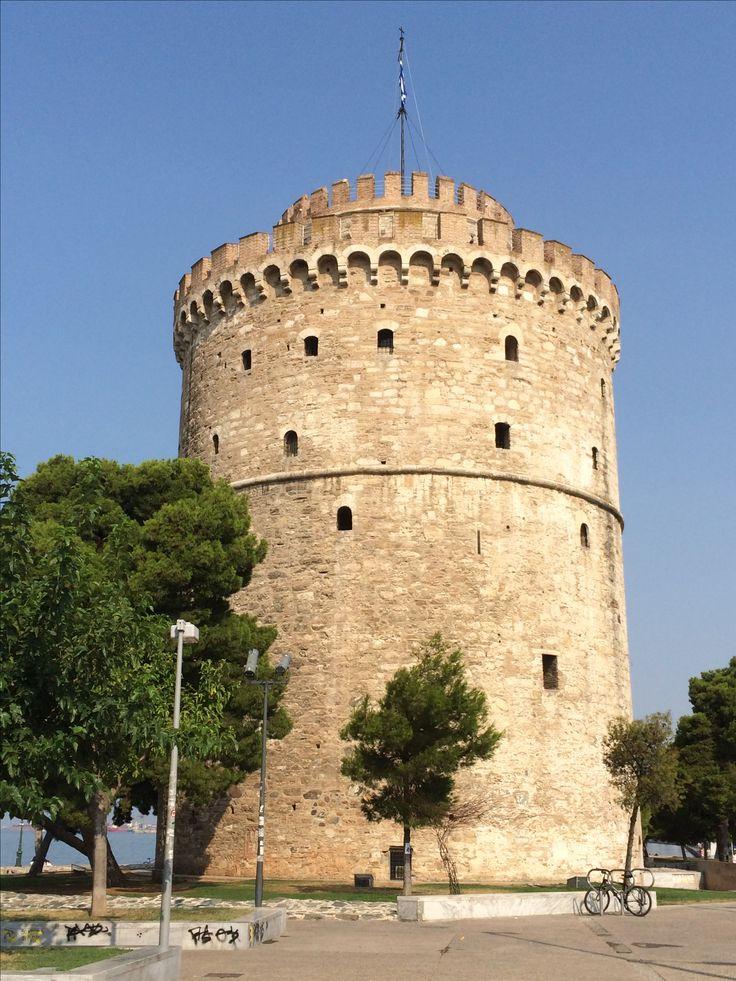 Thessaloniki, White Tower