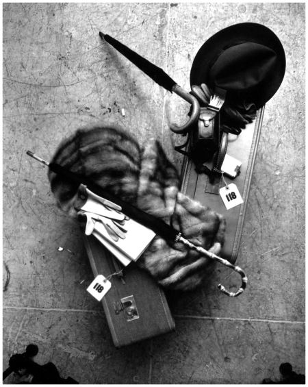 Irving Penn. Vogue Luggage, Nueva York, Marzo 24, 1948.