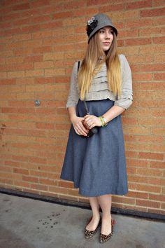 Skirt/ Hat