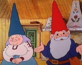 Le Monde de David le Gnome