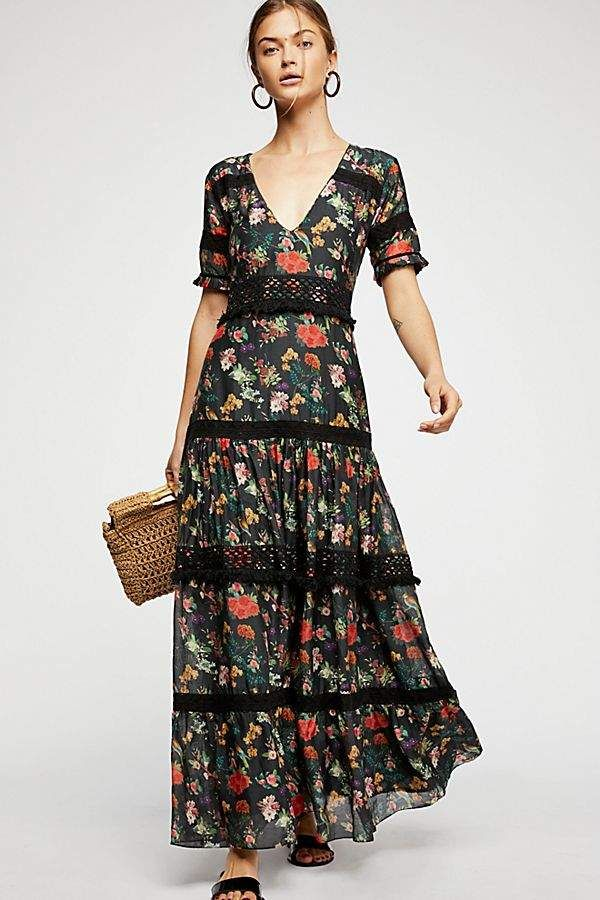 c227bd18a17f5 Carolina K Catalina Maxi Dress | Pretty, Pretty Dresses | Dresses ...