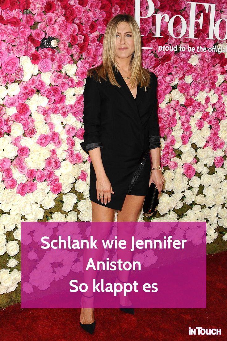 Schlank Wie Jennifer Aniston So Sieht Ihr Ernahrungsplan Aus