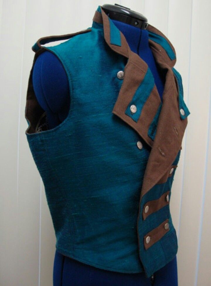 It's all about the vest