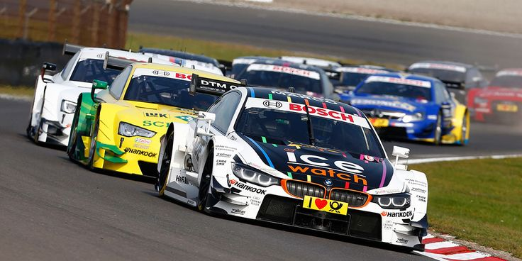 DTM History | 2014 season | DTM.com // Marco Wittmann surprised all the experts by winning the season opener.