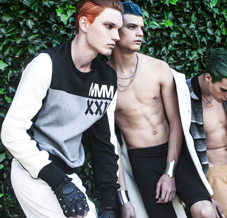 EXCLUSIVE EDITORIAL STORY ON THE FASHIONISTO - FW2014
