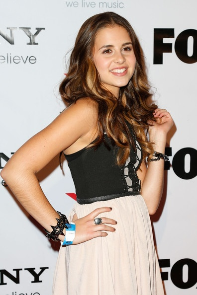 """Carly Rose Sonenclar Photo - Fox's """"The X Factor"""" Viewing Party - Arrivals"""