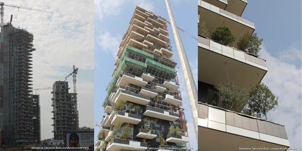 Il verde tra i grattacieli: Bosco Verticale a Milano