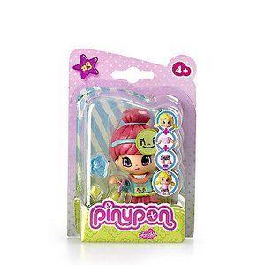 #Pinypon #Doll - Pink  Hair
