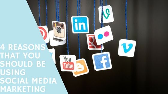 4 reasons that you should be using social media marketing in your hospitality or events business by Hospitality Consultants Max Capacity.