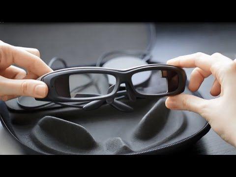 SmartEyeglass Developer Edition SED-E1 from Sony