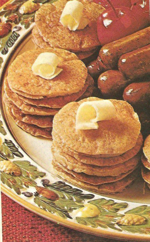 Pumpkin Puff Mini Pancakes – Frühstück & Brunch – # Frühstück #Brunch # Kürbis …   – Make Good Things