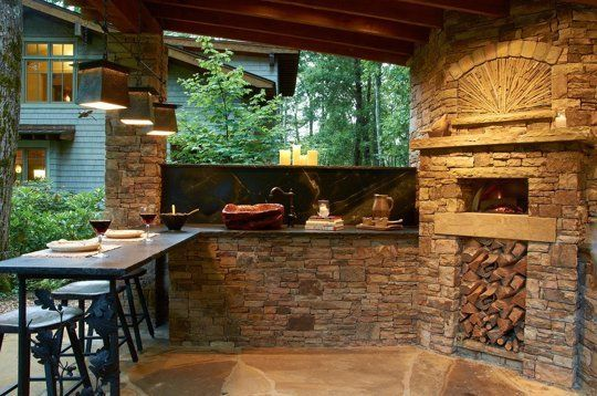 9 Dreamy Backyard Pizza Ovens We Wish Were Ours