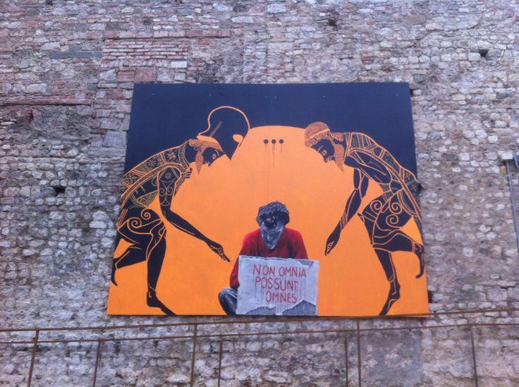 Graffiti #pratocontemporanea
