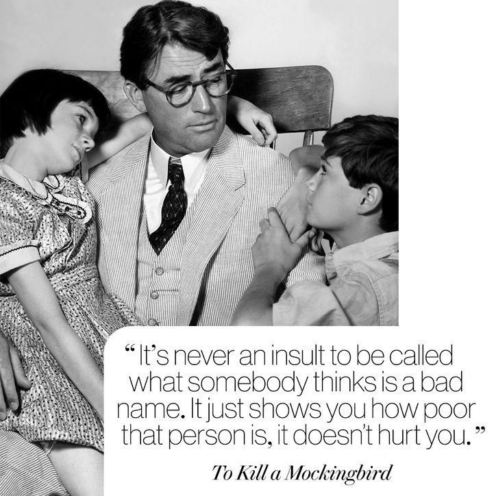 """to kill a mockingbird 500 words To kill a mockingbird essay topics 1 racism: """"i'm simply defending a negro—his name's tom robinson"""" (75)with these words atticus informs scout of his life-altering task of standing up to the."""
