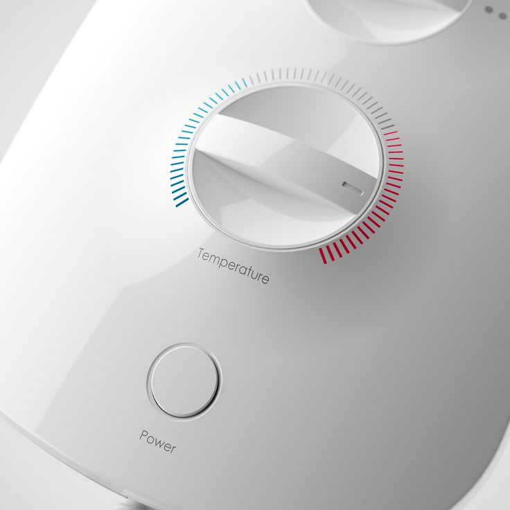Electric Mechanical Shower on Behance