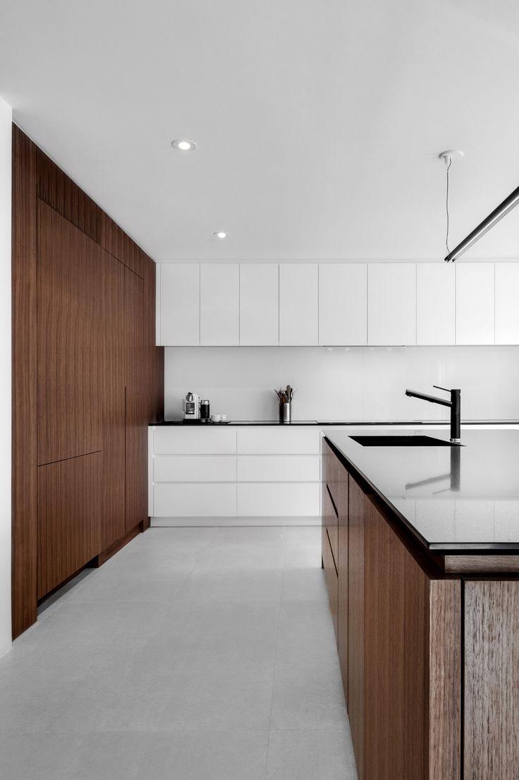 190 best minimalist kitchens images on Pinterest | Kitchen dining ...