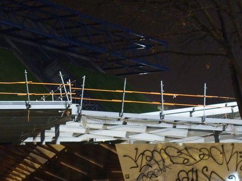 Bercy en chantier   [lundi 29 décembre 2014 21:45, Bercy, ...