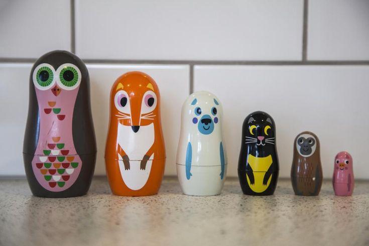 Russian Doll Animals | Retro Toys | NZ Homes | Build me | Building NZ | buildme.co.nz