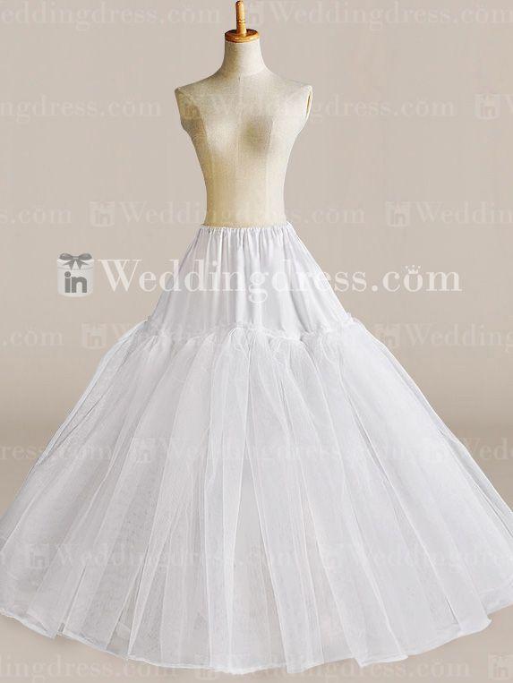 Full A Line Wedding Petticoat WP09 Dress UndergarmentsChristmas