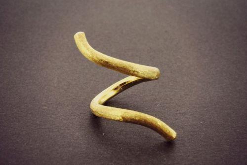Δαχτυλίδι σε σχήμα φιδιού