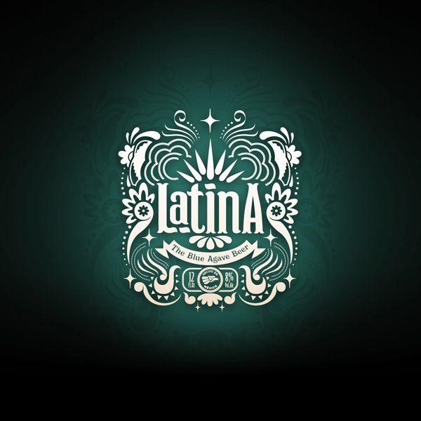 Identidade e embalagens para a cerveja AgavA e Latina