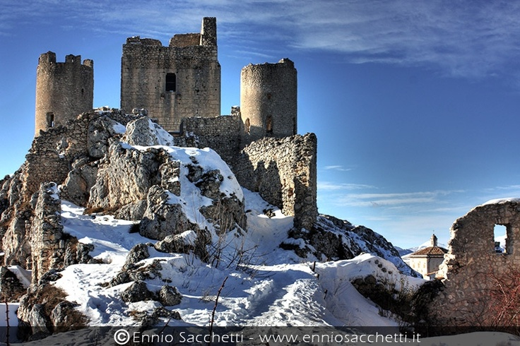 Rocca Calascio, Italy