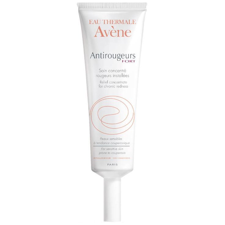 Avène Antirougeurs Fort Relief Concentrate for Chronic Redness 1.01fl. oz | Free Shipping | Reviews | Lookfantastic
