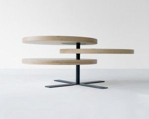 www.justnagi.com Just NAGI, design, industrial furniture, rotation, table,