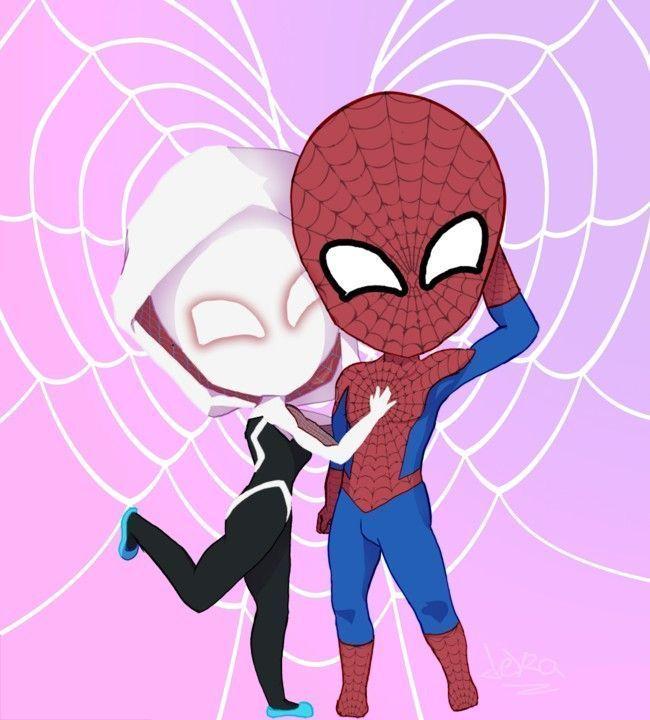 Web Of Love And Chaos Spider Man Reader X Harem Chapter 2 School And Spidergwen Spiderman Art Spiderman Spider Gwen