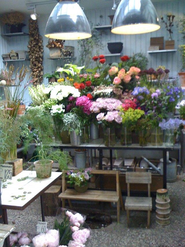 blomsterskuret #copenhagen #florist