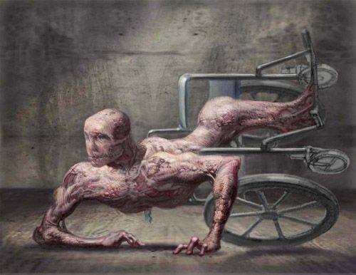Silent Hill - Monster
