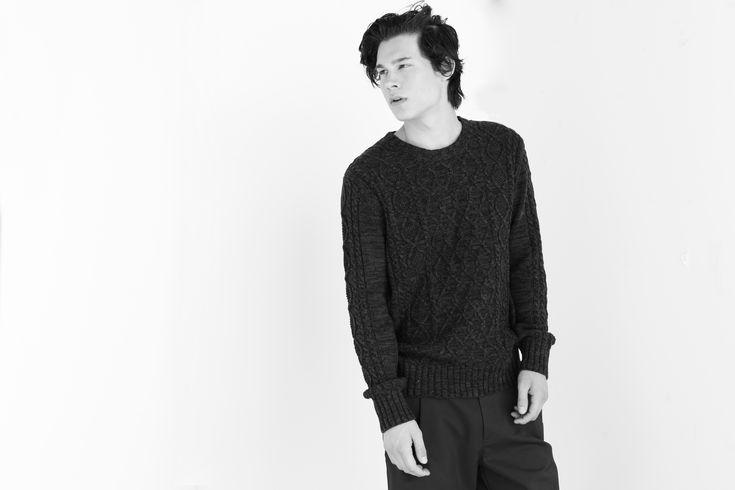 Model Alec Saint Martin by Tyler Adams