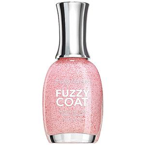 Sally Hansen Fuzzy Coat Nail Polish, 100 Wool Lite, 0.31 fl oz