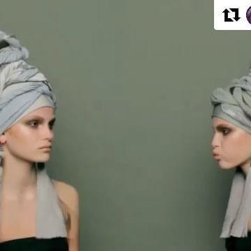 . . SAKIEがHeadwrapを制作しております💨 . #Repost @sakiewig (@get_repost) ・・・ Headwrap by me @sakiewig Make @michikochiba  Hair @tomoyuki_iwashita  Earring @hosomikayo  Direction/edit @kuriyama_kenichi  Location @focusstudiotokyo  Special thanks @kentarominami  #ヘアメイク#撮影#フォトグラファー#モデル  #makeup #photographer #model #fashiongif #gif