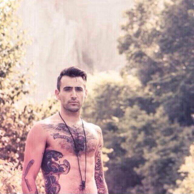 Jacob.. his tattoos <3