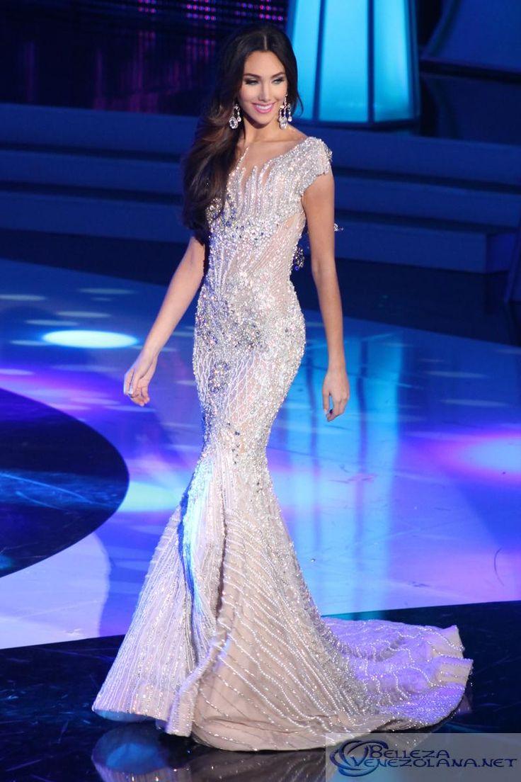 edymar martinez in beautiful gown., miss venezuela international