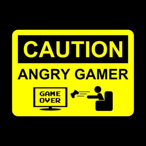 Caution: Angry Gamer    @Sharon Macdonald Hayden  @Ashley Walters Ramous  @Patty Markison Neiman